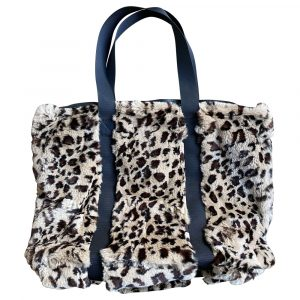 leopard taske Natures Collection